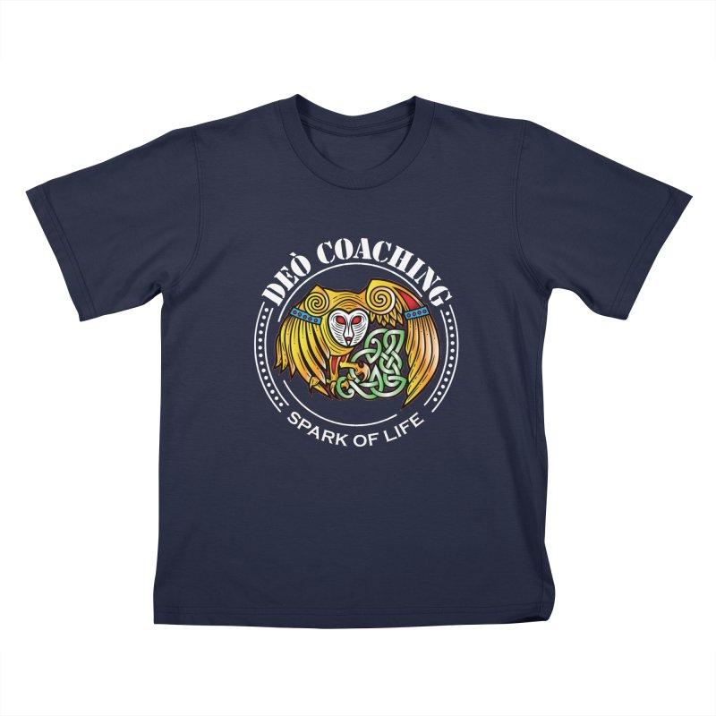 Deò Coaching Kids T-Shirt by Celtic Hammer Club