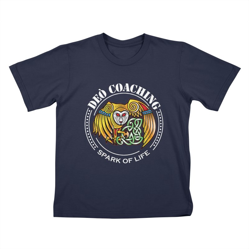 Deò Coaching Kids T-Shirt by Celtic Hammer Club