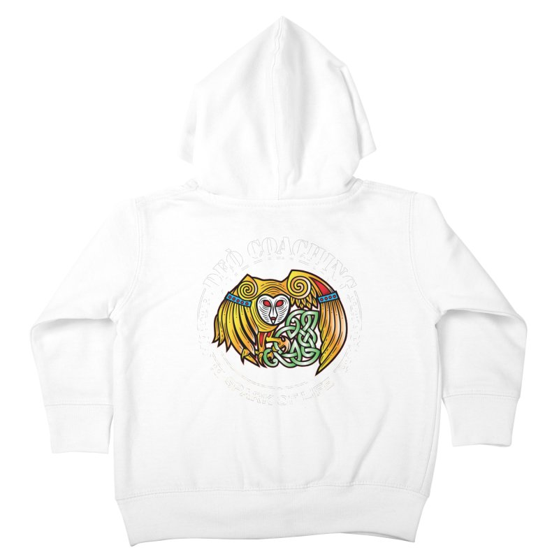 Deò Coaching Kids Toddler Zip-Up Hoody by Celtic Hammer Club