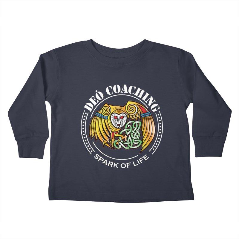 Deò Coaching Kids Toddler Longsleeve T-Shirt by Celtic Hammer Club Apparel
