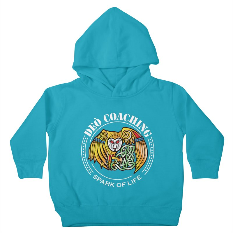 Deò Coaching Kids Toddler Pullover Hoody by Celtic Hammer Club