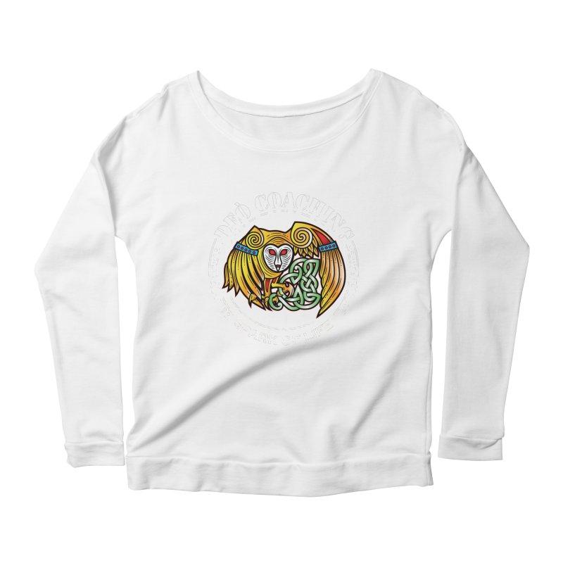 Deò Coaching Women's Scoop Neck Longsleeve T-Shirt by Celtic Hammer Club