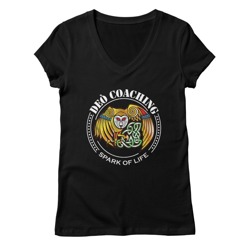 Deò Coaching Women's V-Neck by Celtic Hammer Club