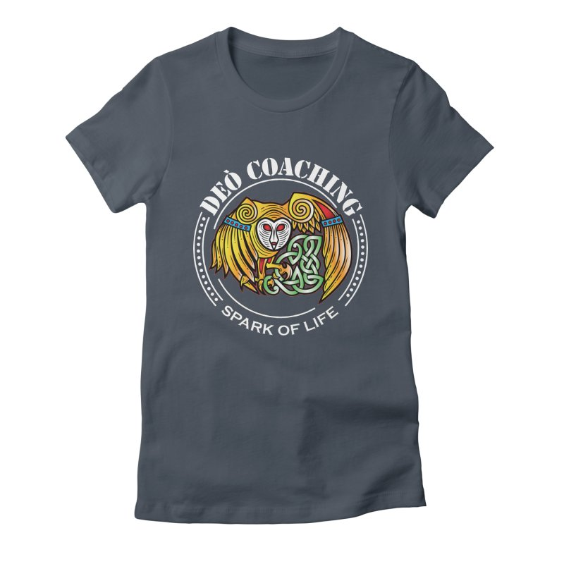 Deò Coaching Women's T-Shirt by Celtic Hammer Club