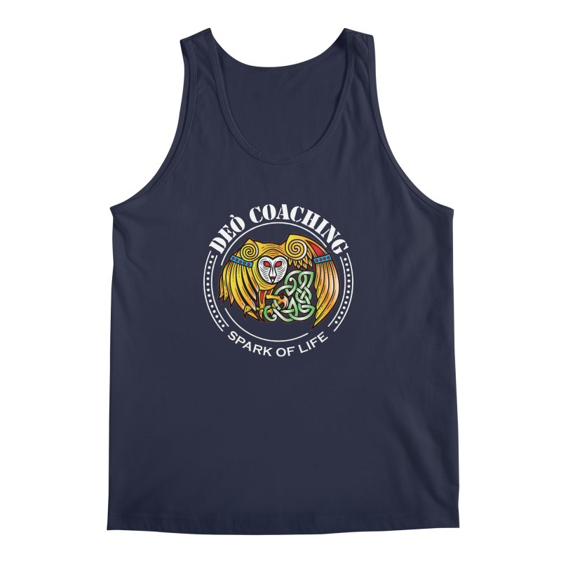 Deò Coaching Men's Regular Tank by Celtic Hammer Club Apparel