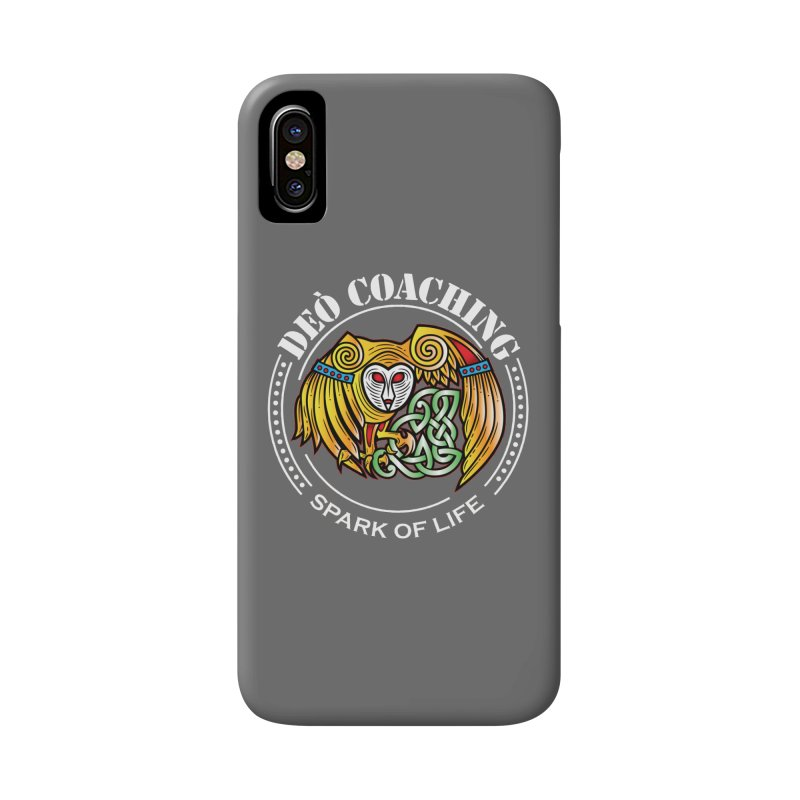 Deò Coaching Accessories Phone Case by Celtic Hammer Club Apparel
