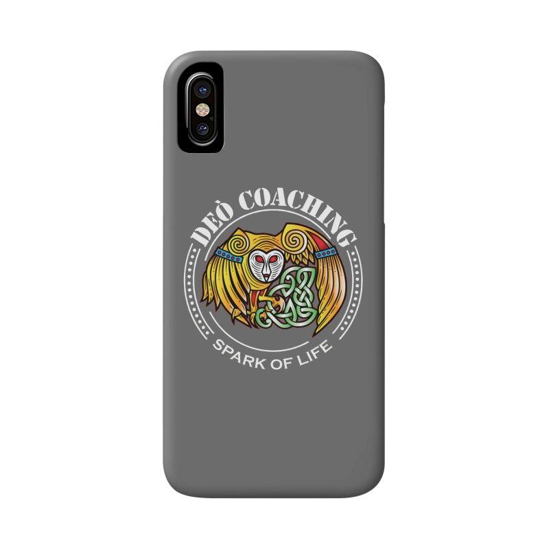 Deò Coaching Accessories Phone Case by Celtic Hammer Club Apparel