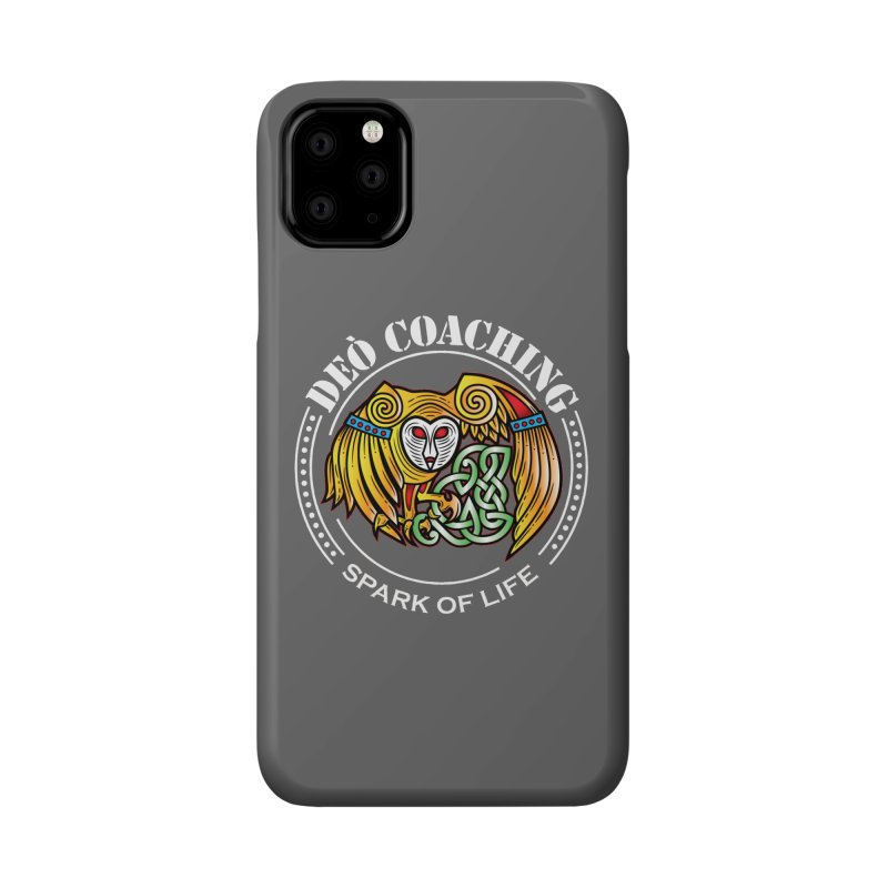 Deò Coaching Accessories Phone Case by Celtic Hammer Club