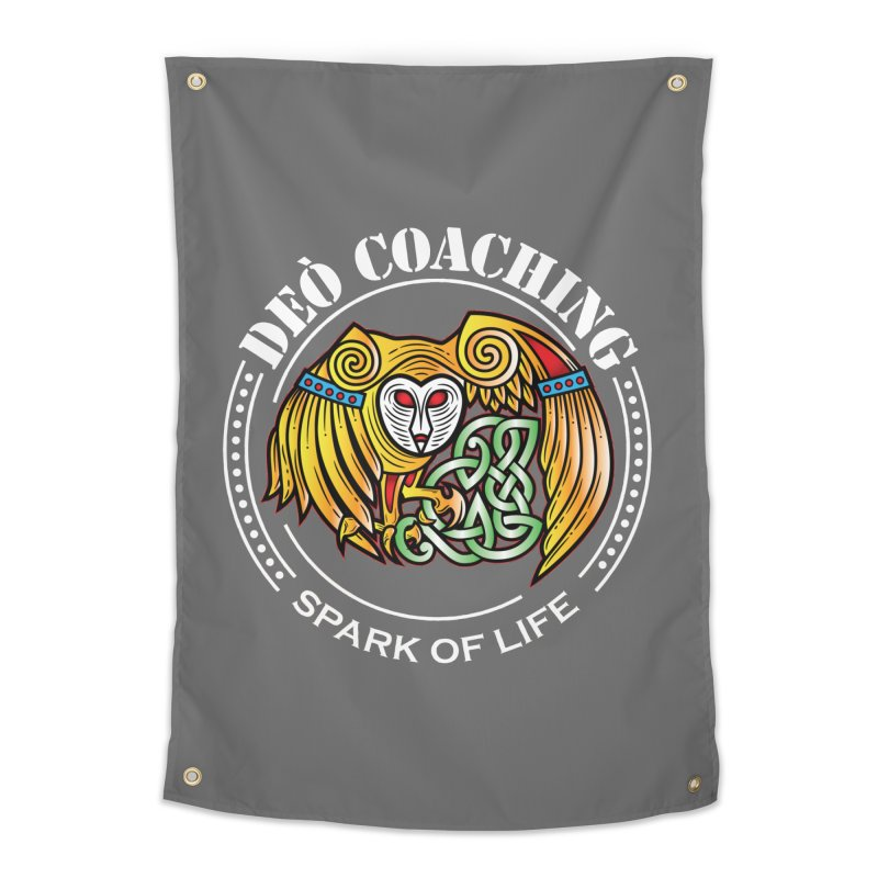 Deò Coaching Home Tapestry by Celtic Hammer Club Apparel