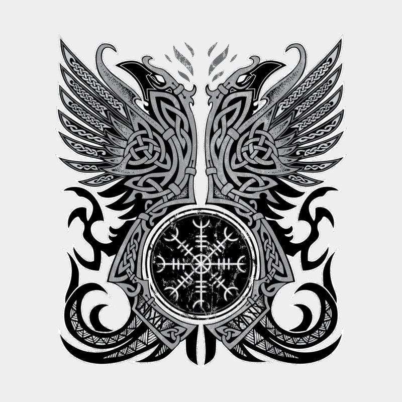 Odin's Ravens in  by Celtic Hammer Club