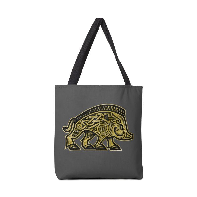 Boar War Pig Accessories Bag by Celtic Hammer Club