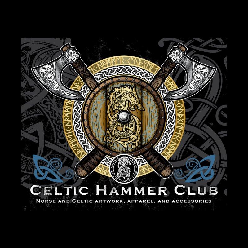 Celtic Hammer Club Banner by Celtic Hammer Club
