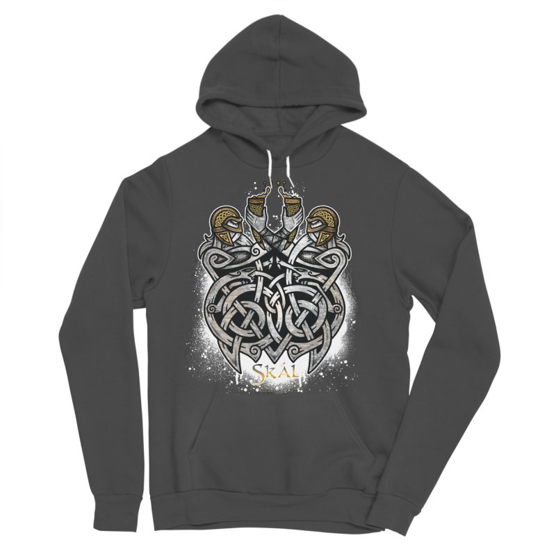 Skál Men's Pullover Hoody by Celtic Hammer Club
