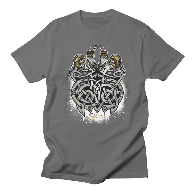 Skál Women's T-Shirt by Celtic Hammer Club