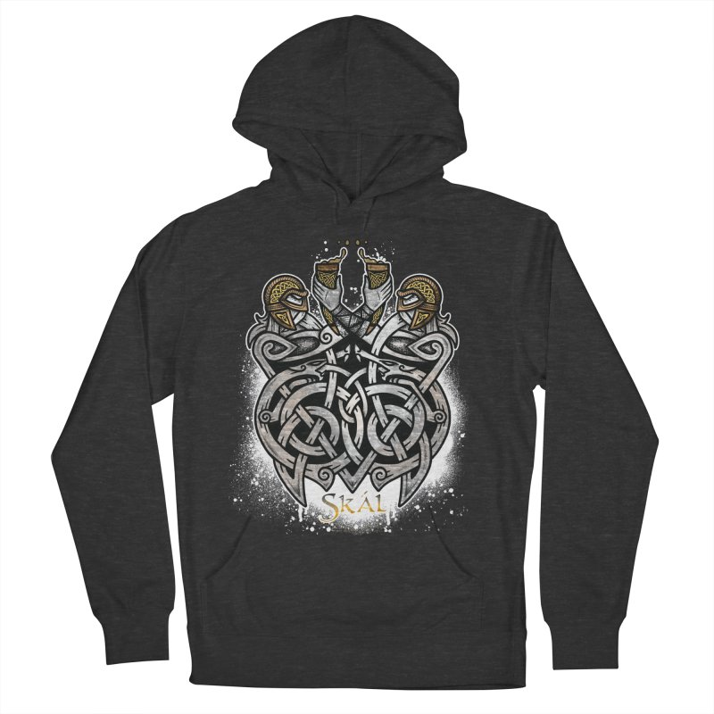 Skál Women's French Terry Pullover Hoody by Celtic Hammer Club