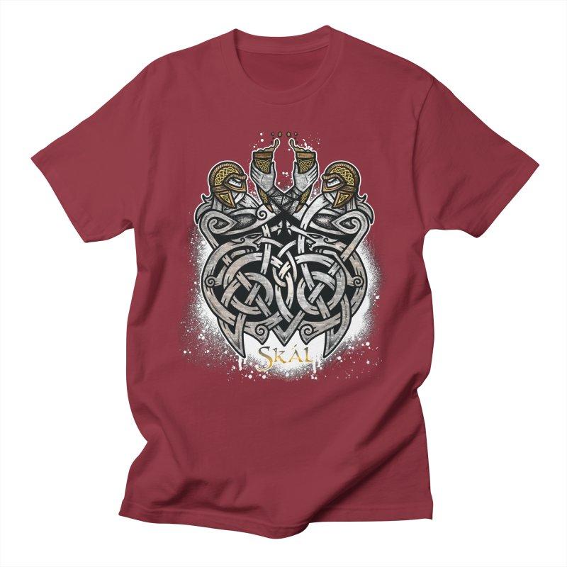 Skál Men's Regular T-Shirt by Celtic Hammer Club