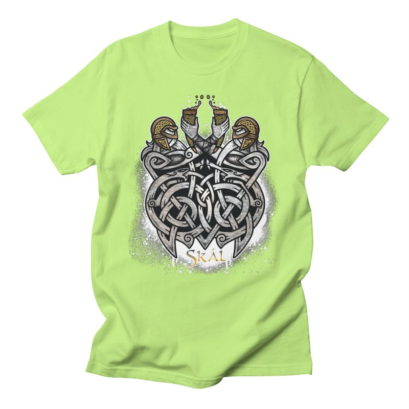 Skál Women's Regular Unisex T-Shirt by Celtic Hammer Club