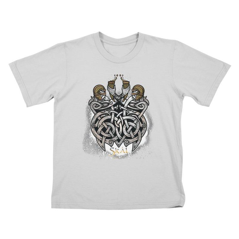 Skál Kids T-Shirt by Celtic Hammer Club