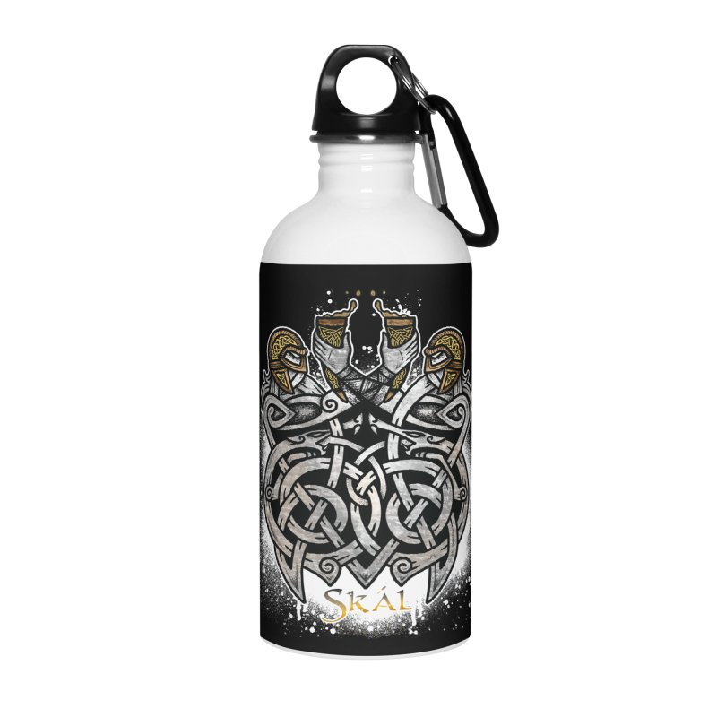 Skál Accessories Water Bottle by Celtic Hammer Club
