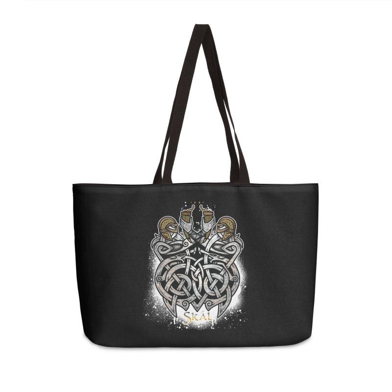Skál Accessories Weekender Bag Bag by Celtic Hammer Club