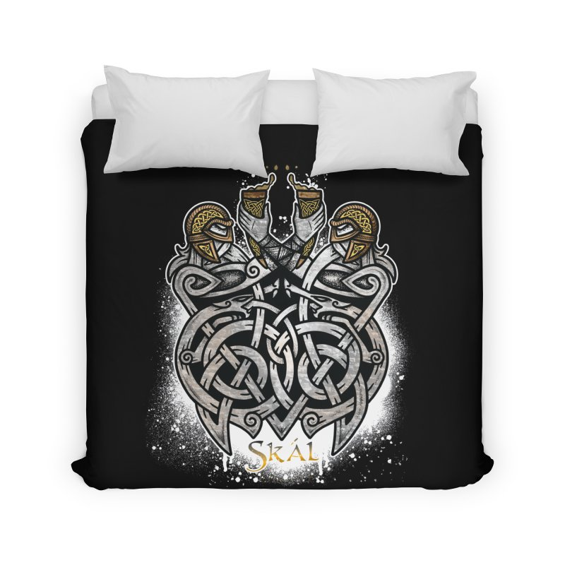 Skál Home Duvet by Celtic Hammer Club