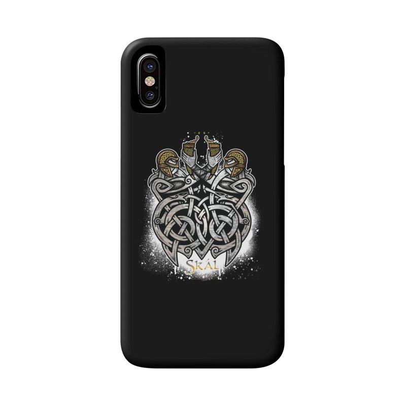 Skál Accessories Phone Case by Celtic Hammer Club