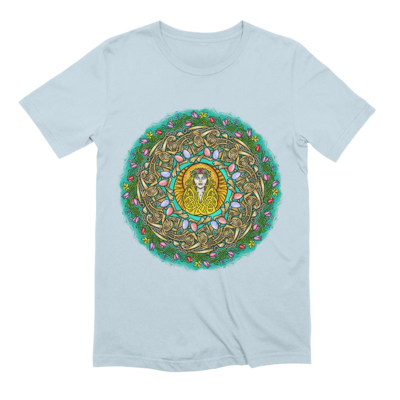 Ēostre Men's Extra Soft T-Shirt by Celtic Hammer Club