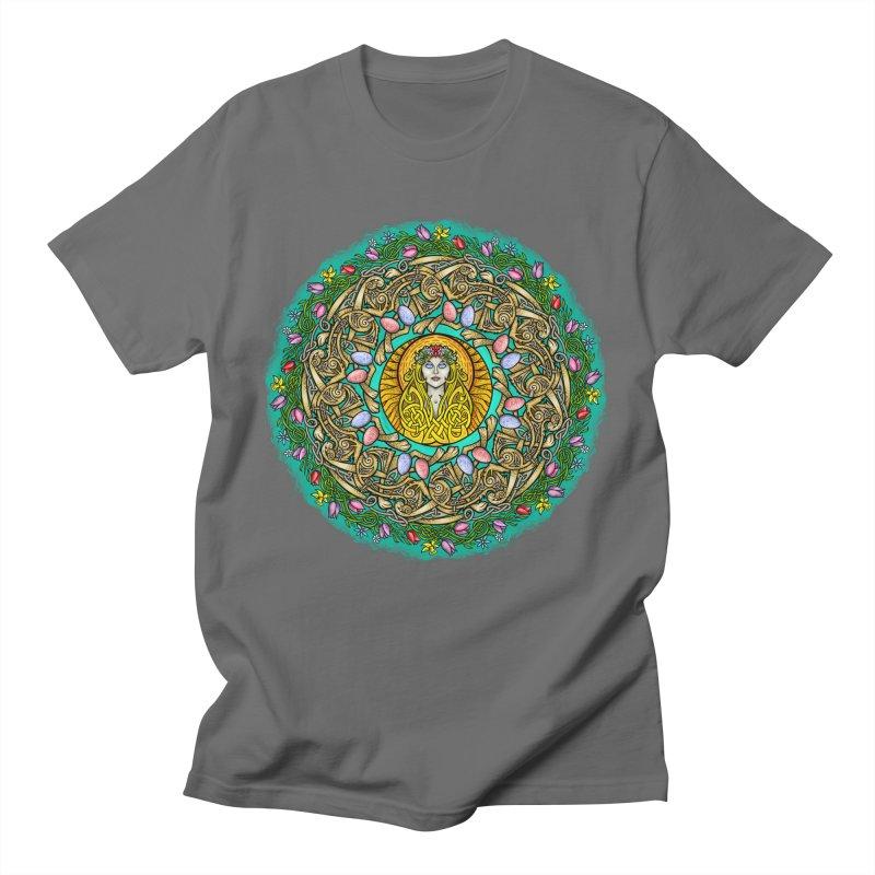 Ēostre Men's T-Shirt by Celtic Hammer Club