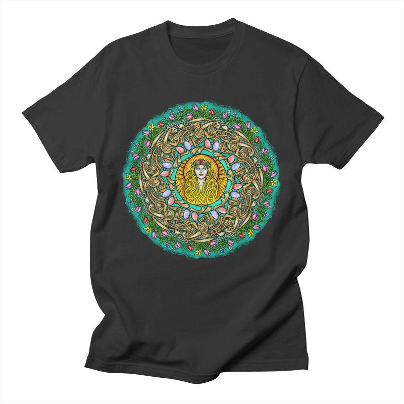 Ēostre Men's Regular T-Shirt by Celtic Hammer Club