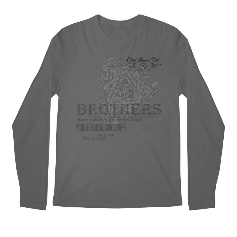 Brothers Graphic Tee Men's Longsleeve T-Shirt by Celtic Hammer Club