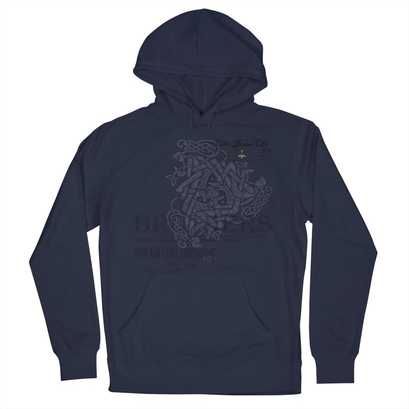 Brothers Graphic Tee Men's Pullover Hoody by Celtic Hammer Club