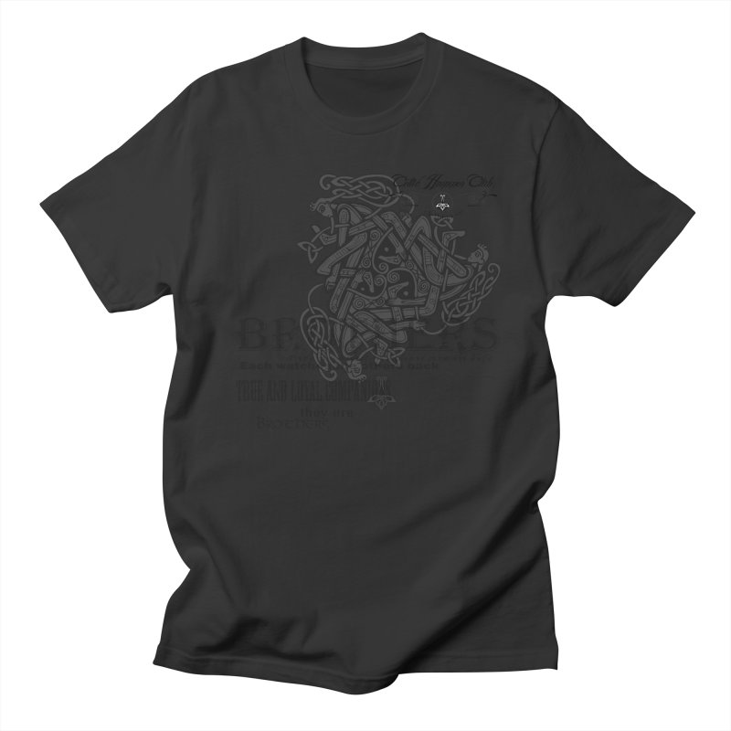 Brothers Graphic Tee Men's T-Shirt by Celtic Hammer Club