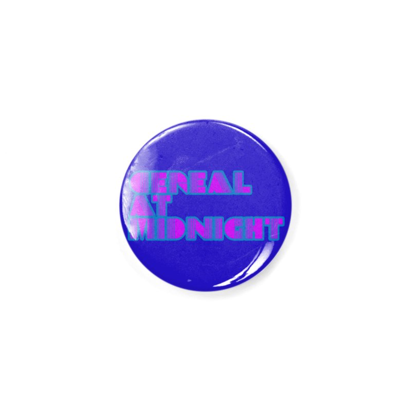 Classic Cereal Accessories Button by Cereal at Midnight Store