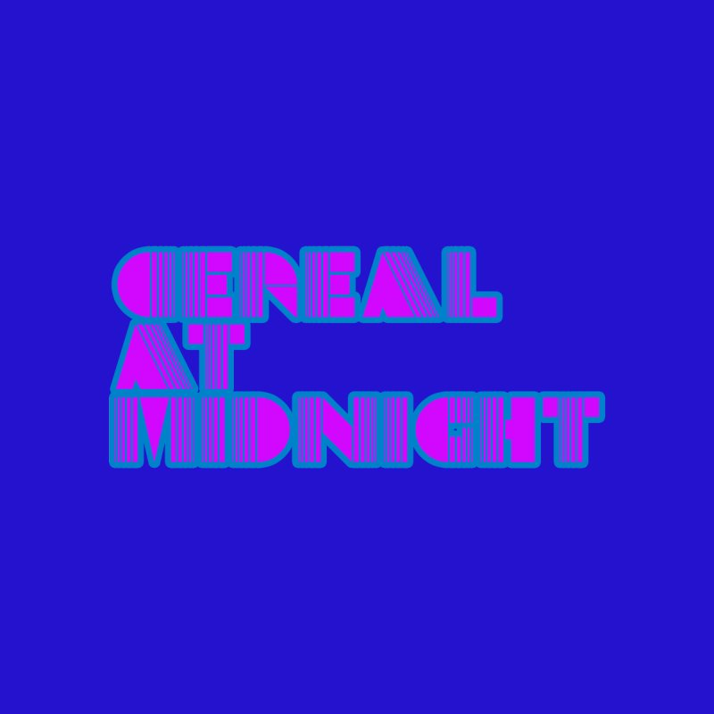 Classic Cereal by Cereal at Midnight Store