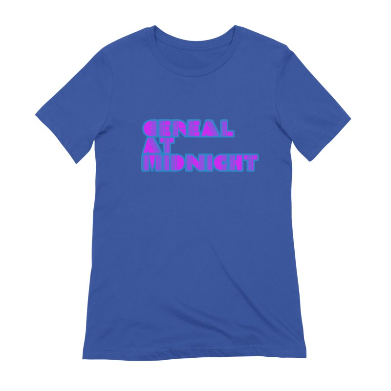 Classic Cereal Women's T-Shirt by Cereal at Midnight Store