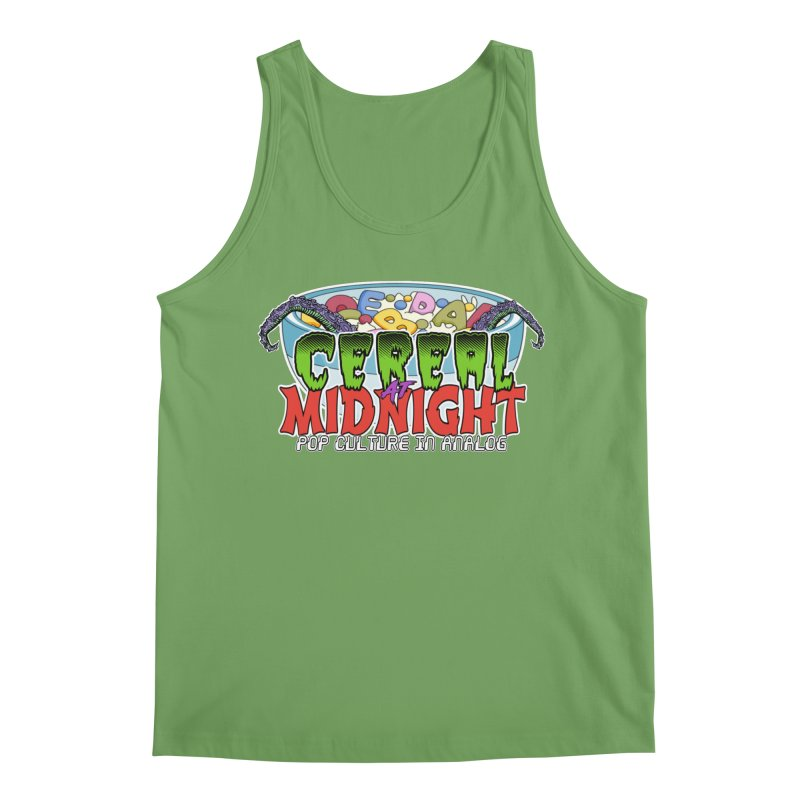 It Came From the Cereal Bowl! Men's Tank by Cereal at Midnight Store