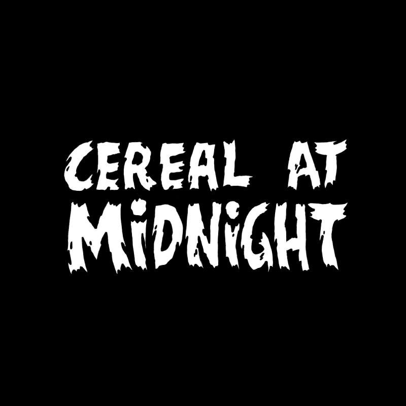 Creepy Logo Women's T-Shirt by Cereal at Midnight Store
