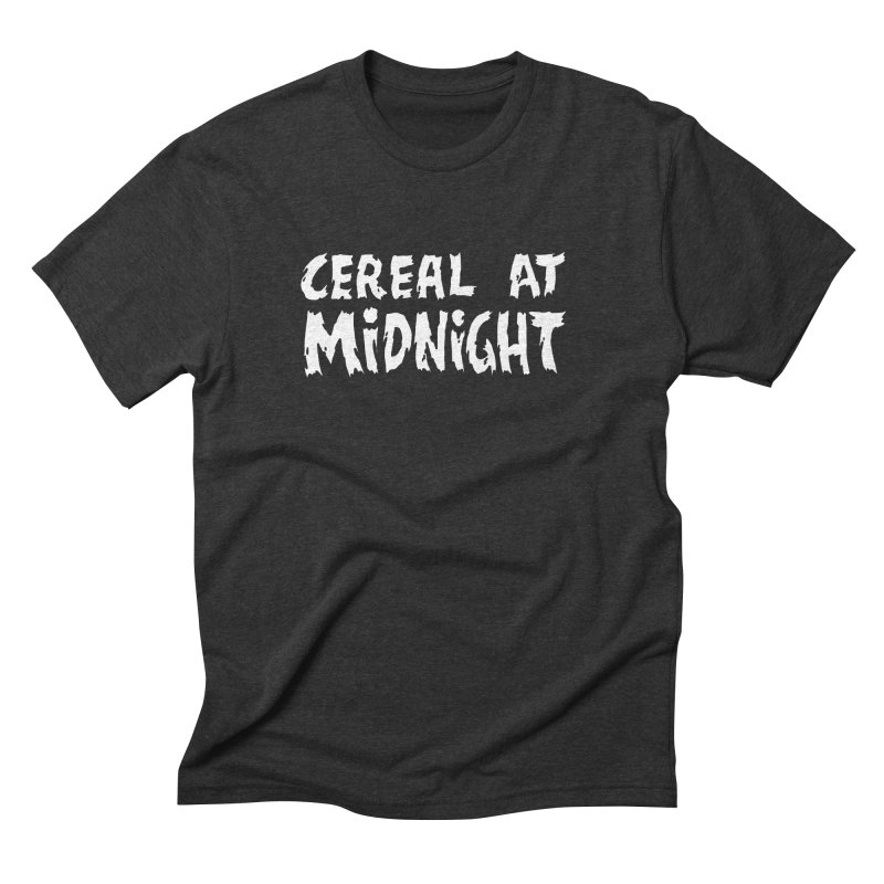 Creepy Logo Men's T-Shirt by Cereal at Midnight Store