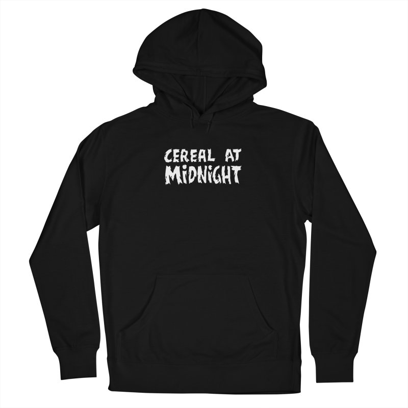 Creepy Logo Women's Pullover Hoody by Cereal at Midnight Store