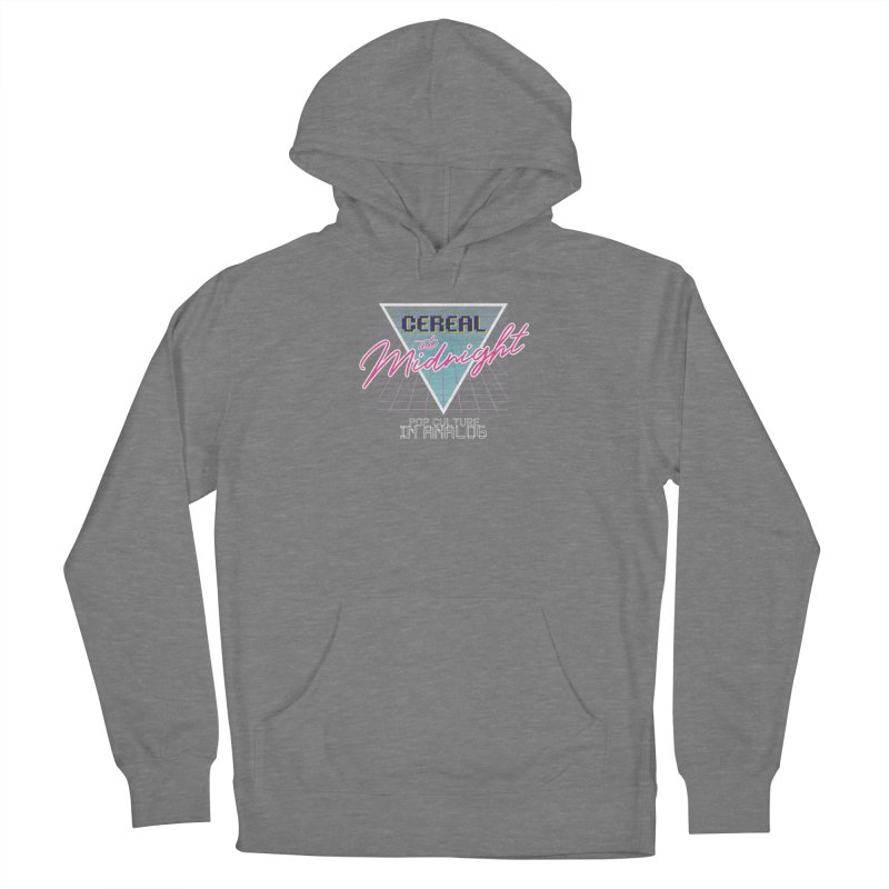 80s Arcade Women's Pullover Hoody by Cereal at Midnight Store
