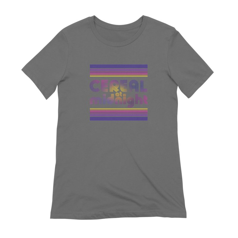 70s Studio 54 Women's T-Shirt by Cereal at Midnight Store
