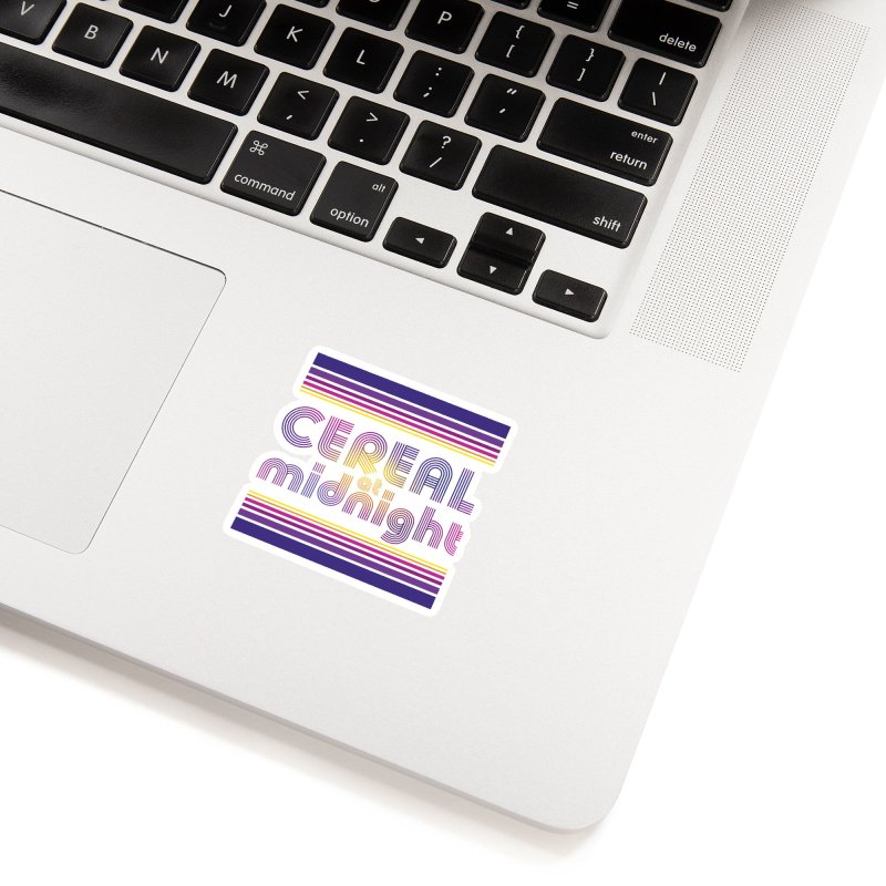 70s Studio 54 Accessories Sticker by Cereal at Midnight Store