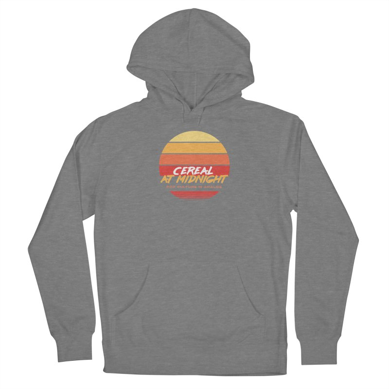 Sunset to Midnight Women's Pullover Hoody by Cereal at Midnight Store
