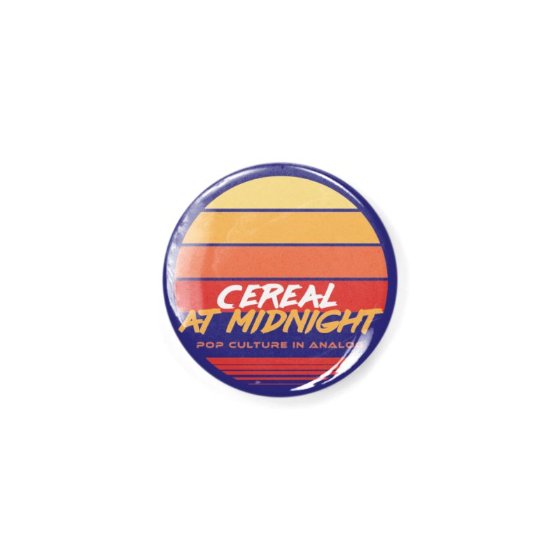 Sunset to Midnight Accessories Button by Cereal at Midnight Store