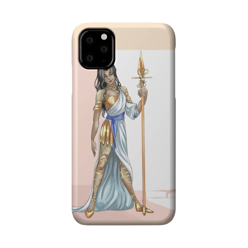 Athena Accessories Phone Case by Magpies and Pigeons