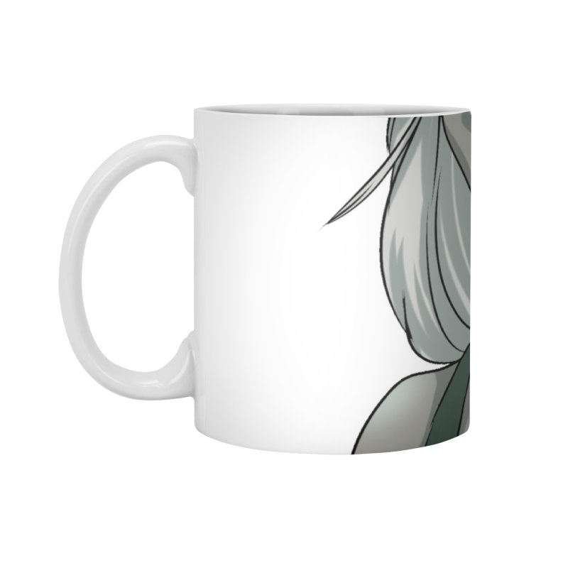 Elf of Stone Accessories Mug by Magpies and Pigeons