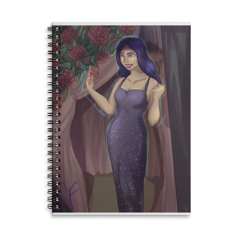 Siren's Song Accessories Notebook by Magpies and Pigeons