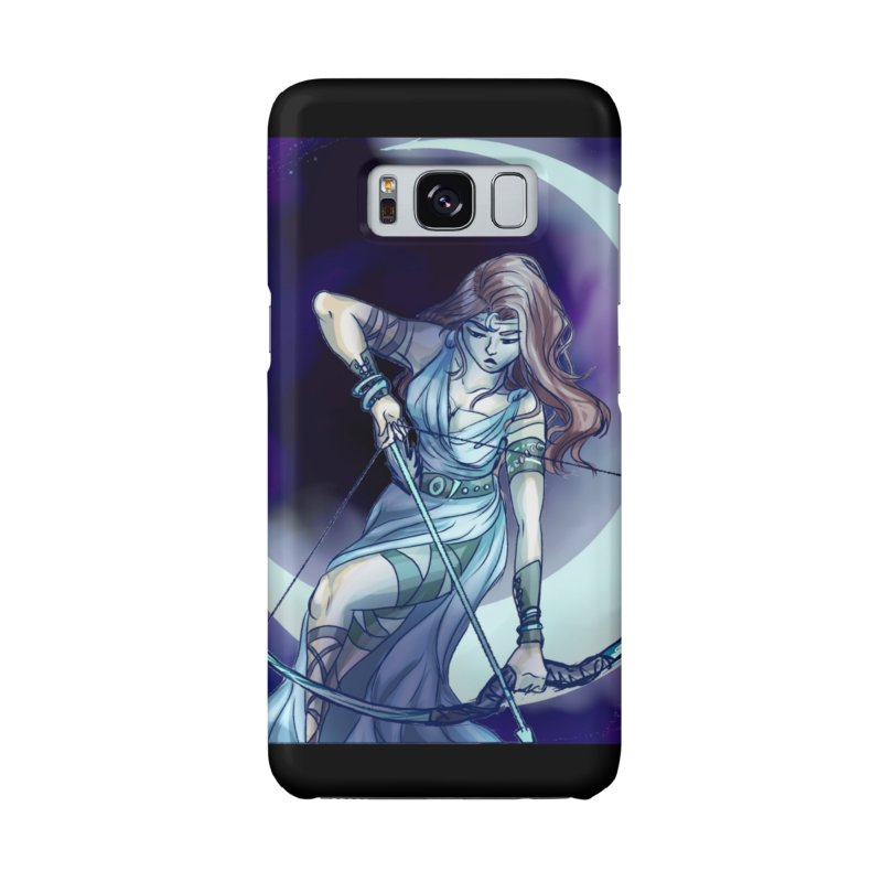 Artemis Accessories Phone Case by Magpies and Pigeons