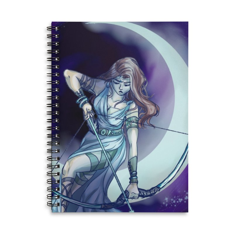 Artemis Accessories Notebook by Magpies and Pigeons