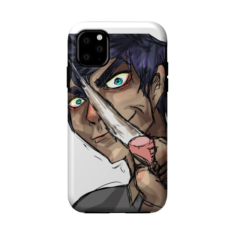 Eraserface Accessories Phone Case by Magpies and Pigeons
